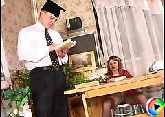 Alice&Peter live pantyhose show