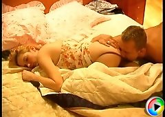 Ninette&Adrian nasty anal pantyhose video
