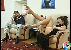 Mirabel&Mike awesome pantyhose video