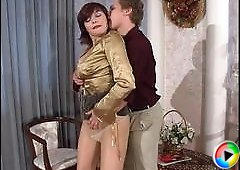 Mirabel&Gilbert nasty pantyhose video